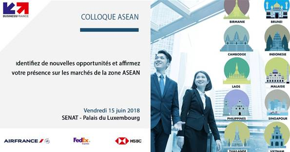 Colloque Business France ASEAN