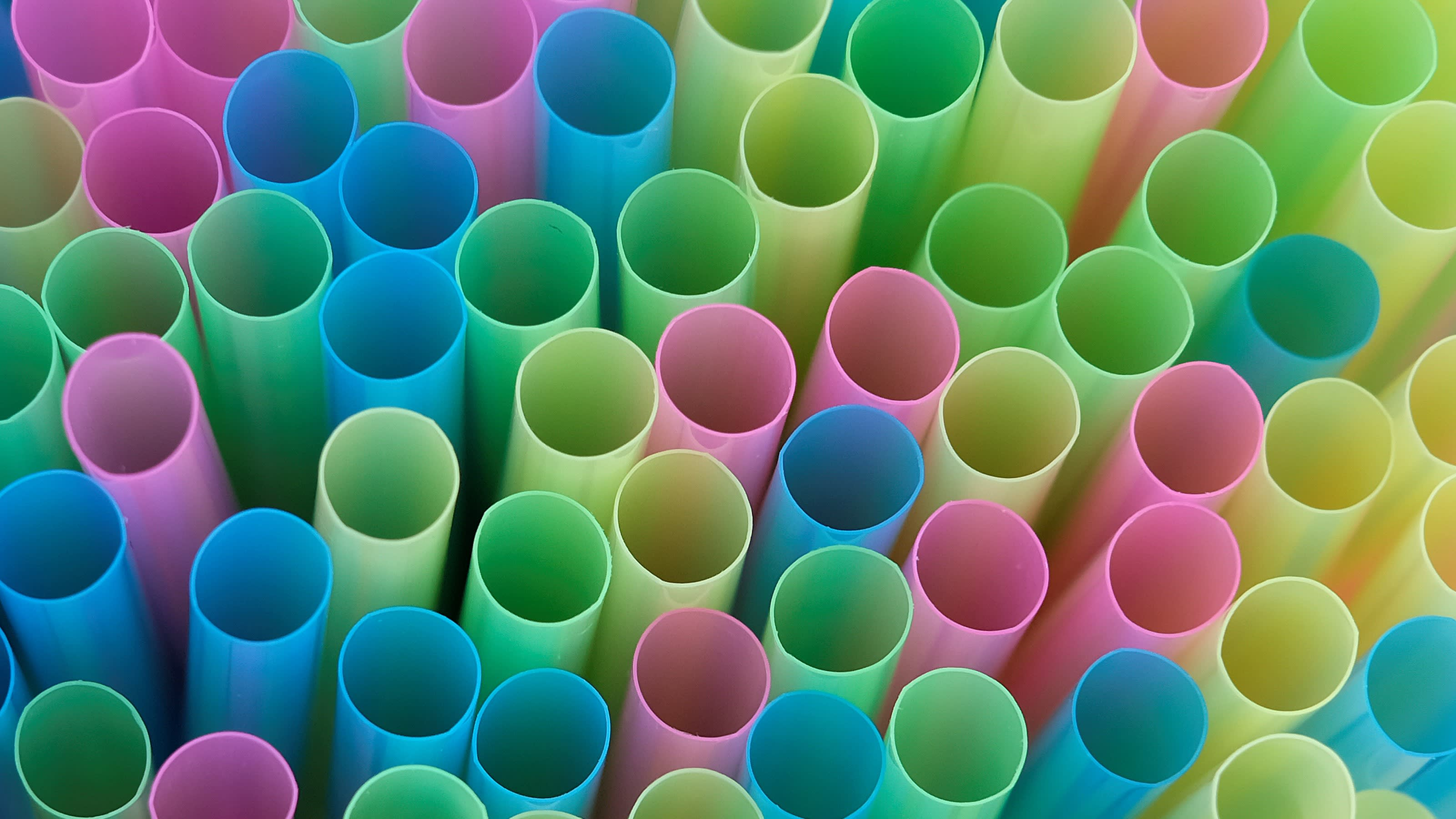 Nikkei Asian Review - plastic straws