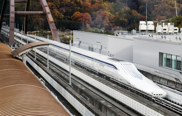 Maglev (source: Nikkei Asian Review)