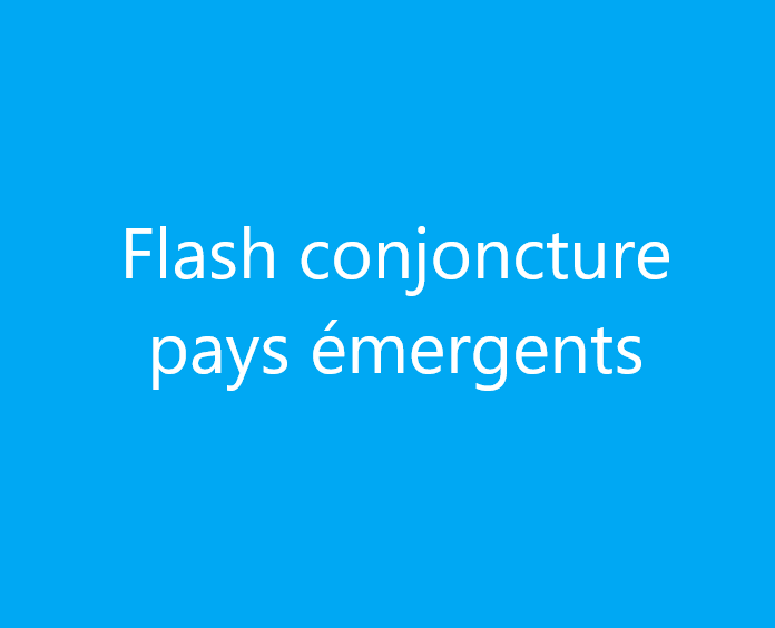 flash conjoncture pays émergents