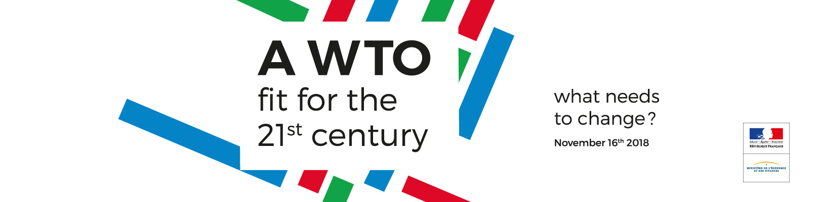 A WTO fit for the 21st century